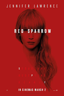 Red Sparrow 2018 Hindi Dual Audio BluRay | 720p | 480p [ESubs]