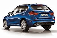 BMW X1 sDrive20d M Sport (2014) Rear Side