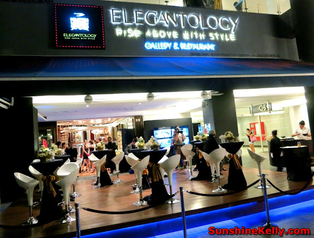 Elegantology, Asian Food Channel, Fashion & Food, New Elegantory Collection Launch, Publika, Solaris Dutamas, Elegantology Gallery & Restaurant
