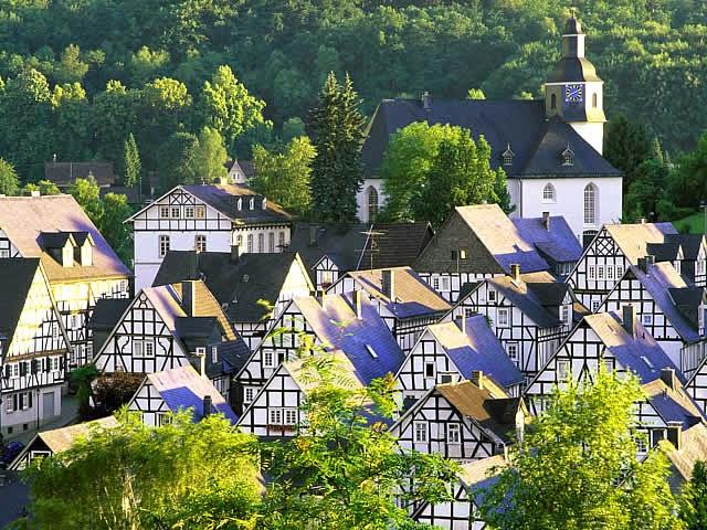 Freudenberg - Siegen-Wittgenstein, Germany, Alemanha