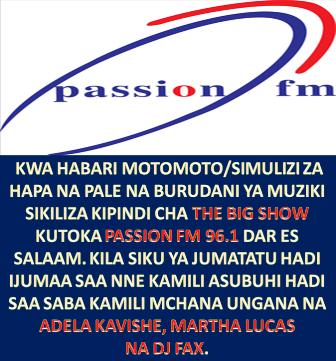 PASSION FM 96.1
