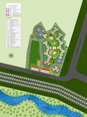 The Romano :: Site Plan