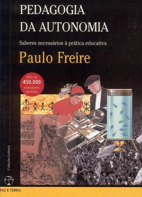 Pensamentos pedagógicos de Paulo Freire: Pedagogia da