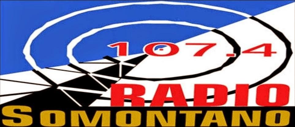 RADIO SOMONTANO COMARCA DEL SOMONTANO 107.4