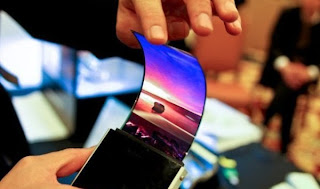 Samsung AMOLED flexible