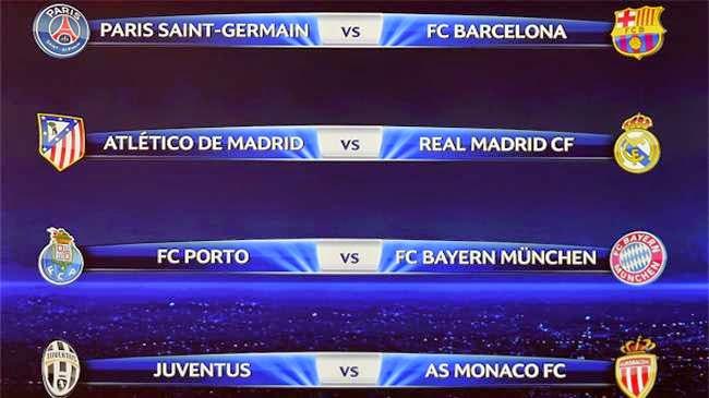 موعد مشاهدة مباراة يوفنتوس و موناكو فى دور 8 لبطولة دورى ابطال اوربا Juventus vs Monaco