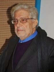 Ettore Scola à Turin en 2012. Photo Clémentine Delignières