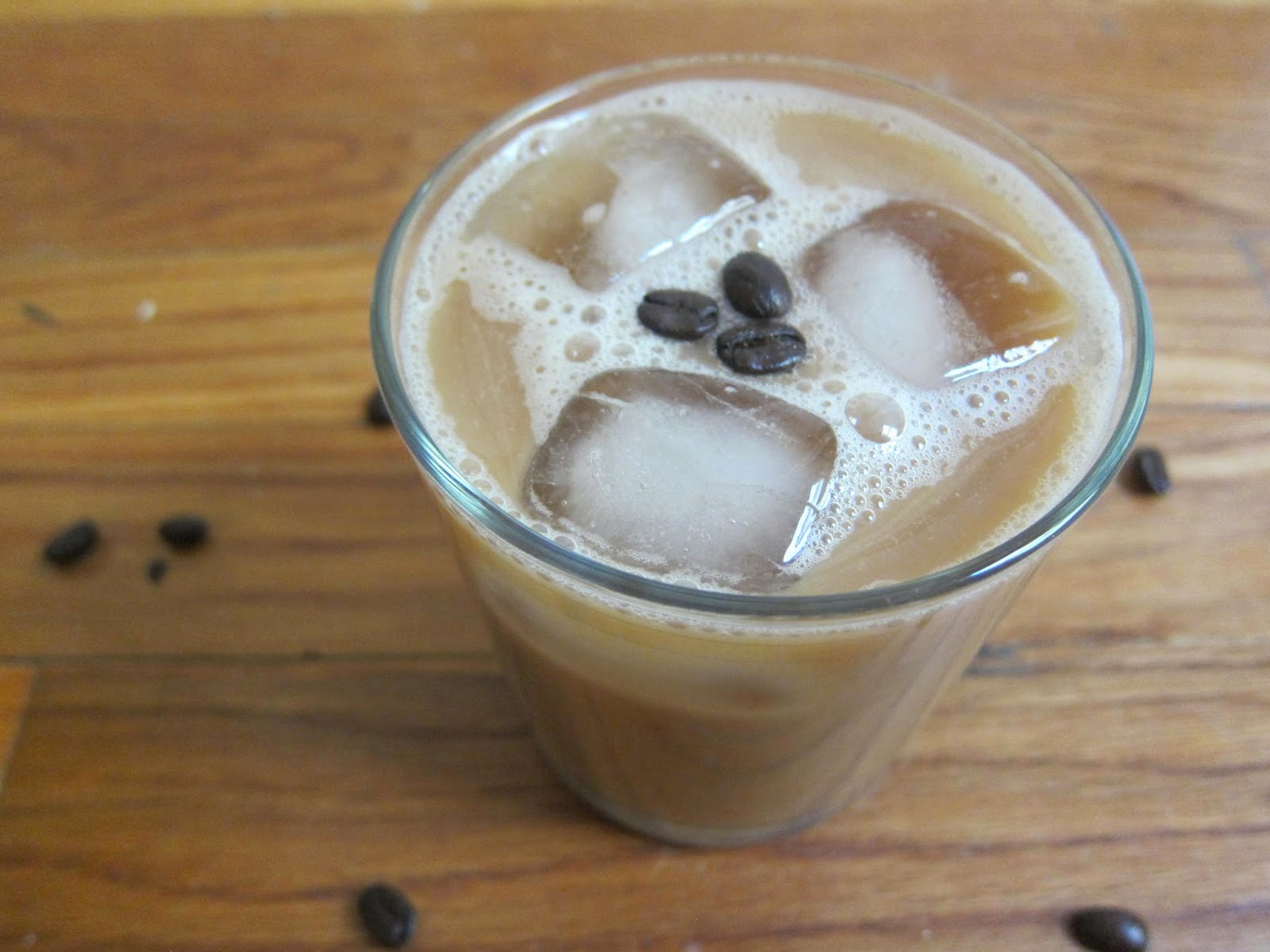 Boozy Iced Mocha | The Economical Eater