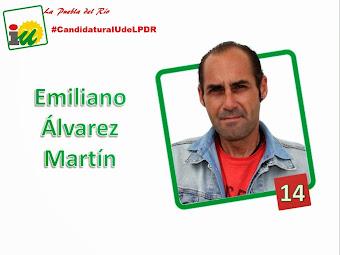 #CandidaturaIUdeLPDR Emiliano Álvarez