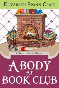 A Body at the Book Club: A Myrtle Clover Mystery