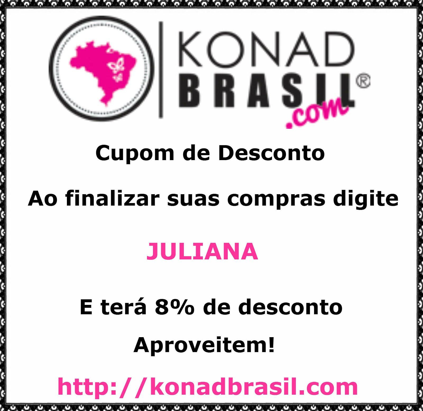 Konad Brasil