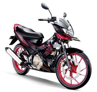 New Suzuki Satria FU Terbaru 2013