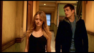 Johanna Braddy and Beau Mirchoff