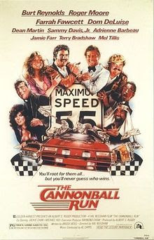 The Cannonball Run movies