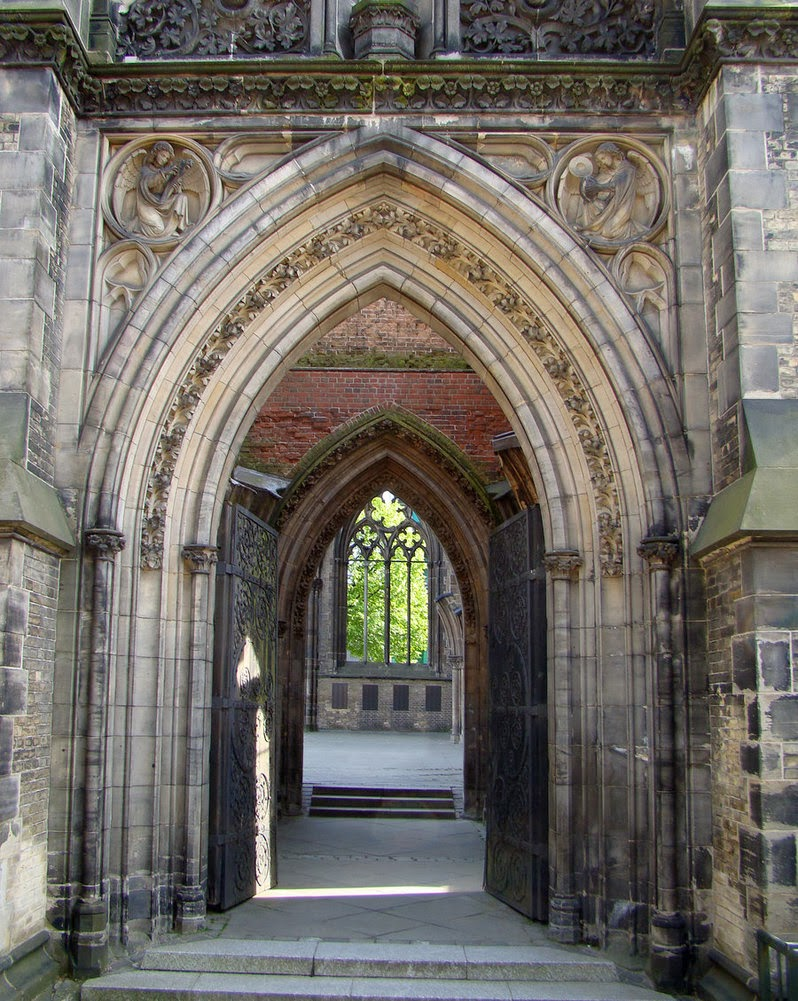Gothic Arch Ubiquitous Throughout Structures As Familiar A Brick Wall This Seemingly Unremarkable Form Is Actually Worthy Of Few Remarks