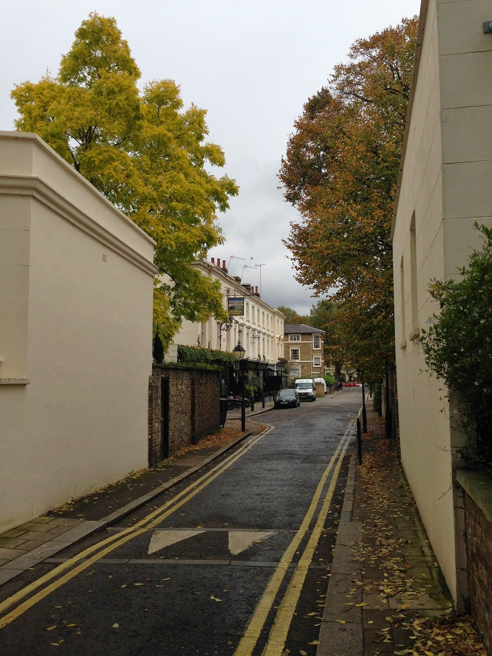 Warwick Place, London W9