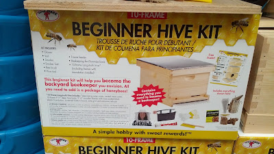 Miller Manufacturing Little Giant Hive10kit Beginner Hive Kit