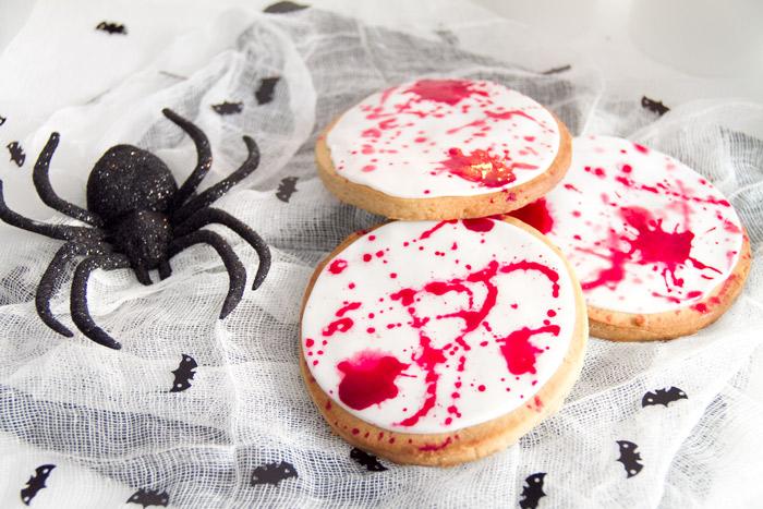 Recetas Galletas Halloween