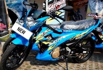 Rincian Harga Kredit Motor Satria FU Terbaru 2014