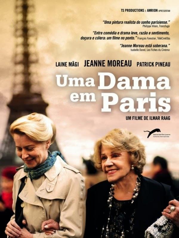 Uma Dama em Paris – Legendado