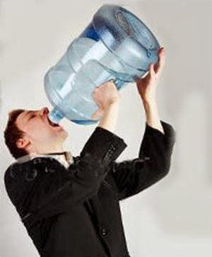 Gejala dehidrasi