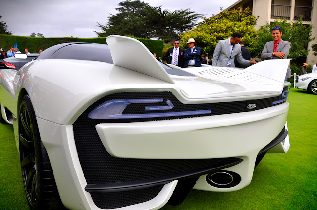 SSC Tuatara Will Come Powered by a 1,350 Horse Twin-Turbo V8 Fresh Off the Dyno
