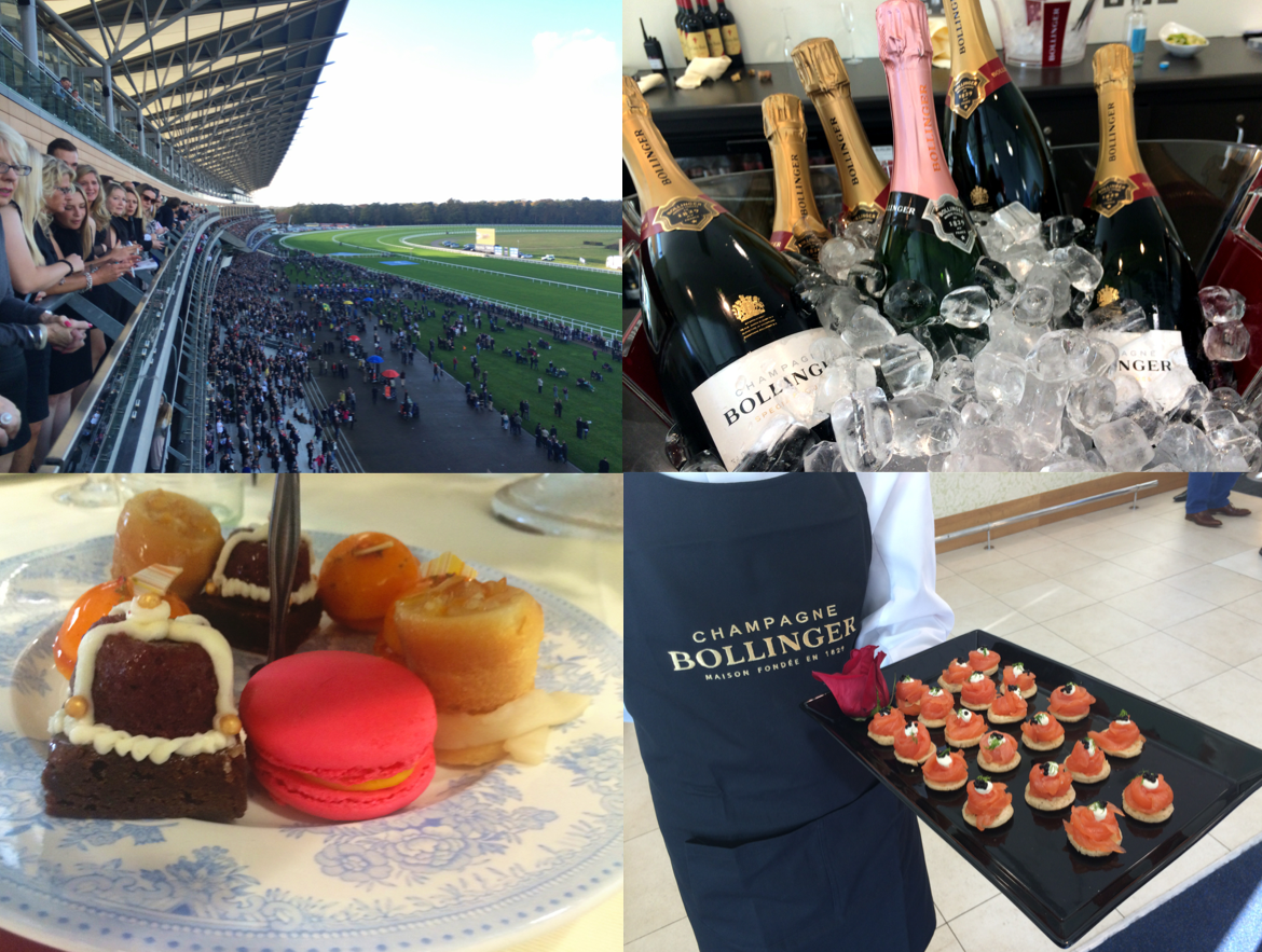 Ascot Fine Dining Launch 2015