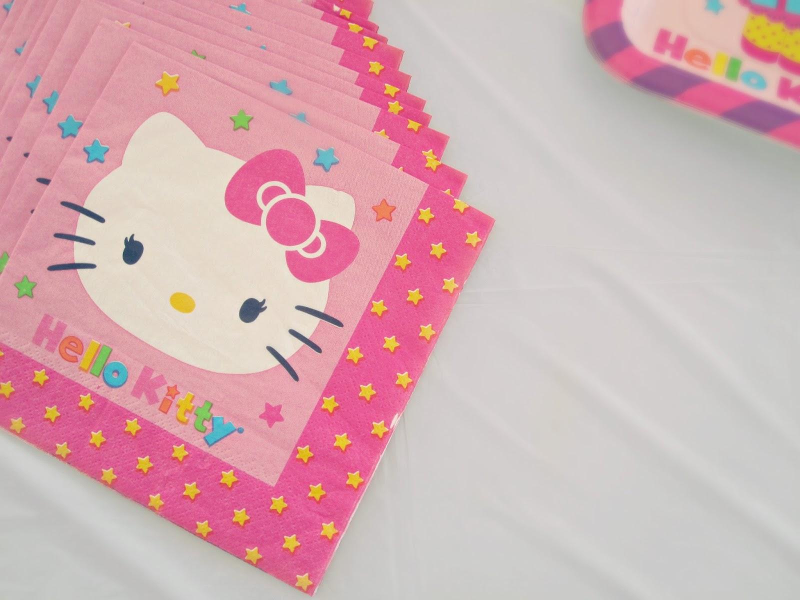 Hello Kitty Birthday, Hello Kitty Cake, Birthday Cake