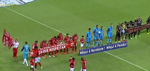 América-RN 0 x 1 Vitória - GOL