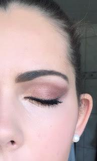 Nachgeschminkt Blogparade August 2015 Copper Bronze Summer Party Make-Up Look