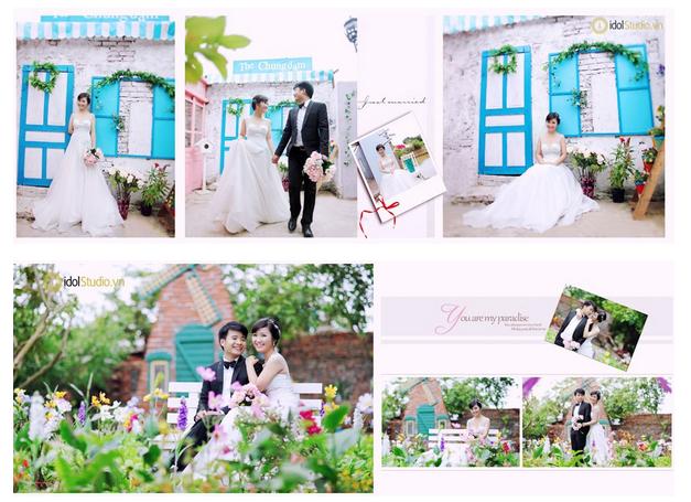 Wonderland Gardens - Địa điểm chụp ảnh đẹp ở Hà Nội