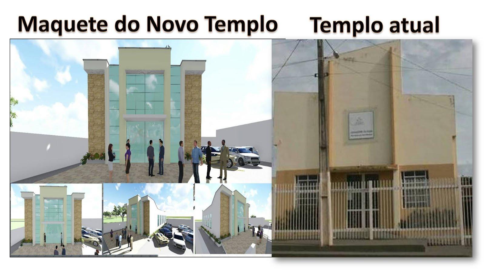 PRESTAÇÃO DE CONTAS REFERENTE À CONSTRUÇÃO DO TEMPLO DA CONGREGAÇÃO
