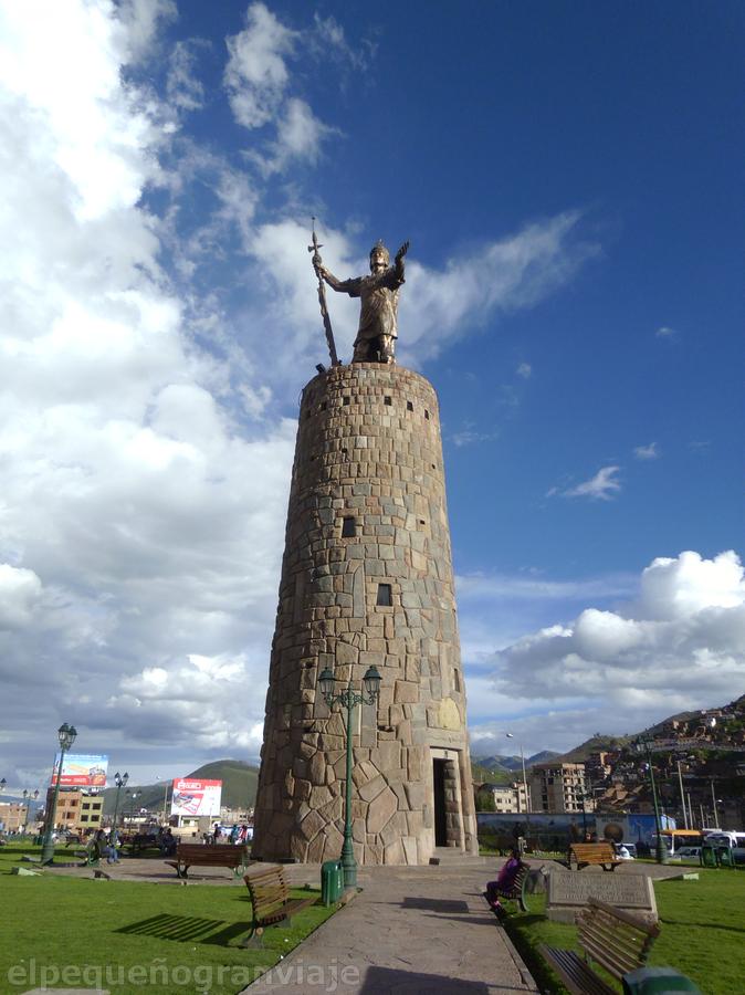 Monumento Pachacuteq