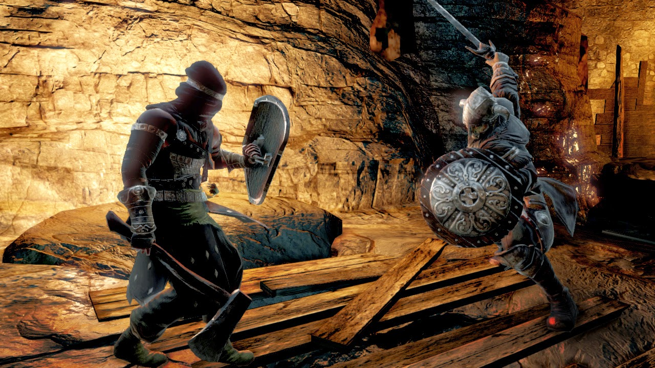how to jump in dark souls 1 ps3