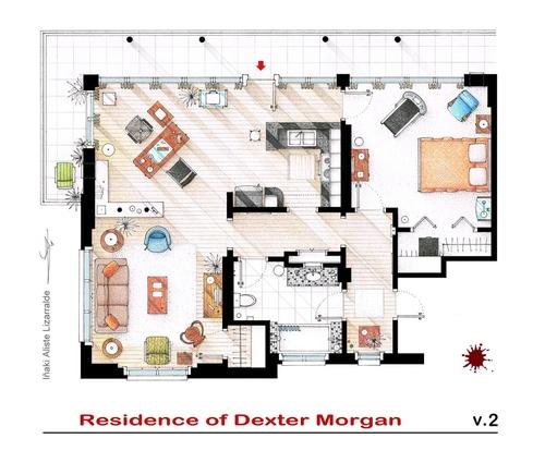 04-Dexter-Dexter-Morgan-Apartment-Floor-Plan-Inaki-Aliste-Lizarralde