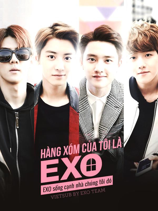 EXO Nhà Bên - EXO Next Door - 2015