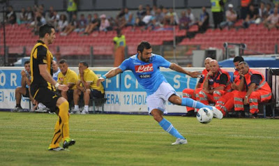 Napoli Penarol highlights