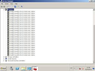 Processadores Xeon E5-2630 com HT