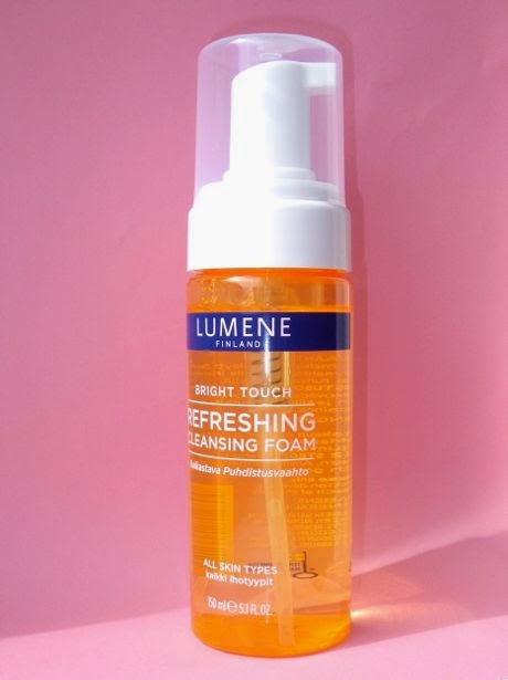 lumene refreshing cleanser