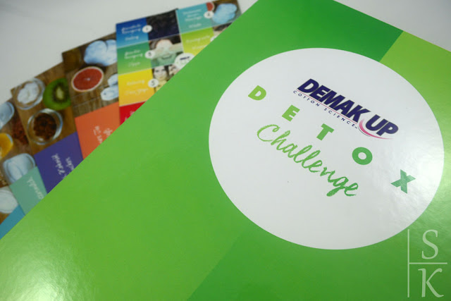 Demak'Up Detox Challenge Box
