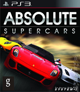 Absolute Supercars PS3 Games ISO
