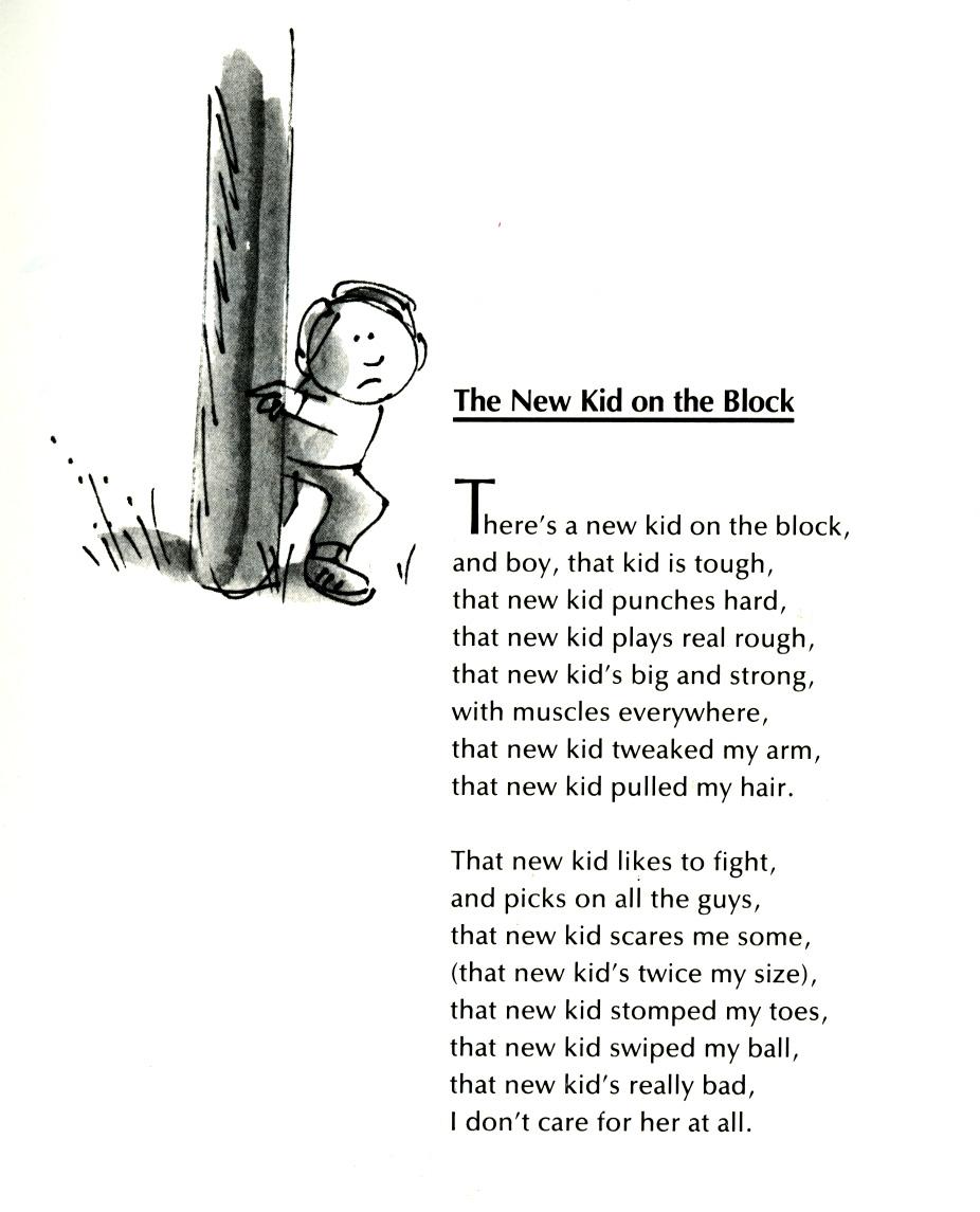 Jack Prelutsky Poems Homework