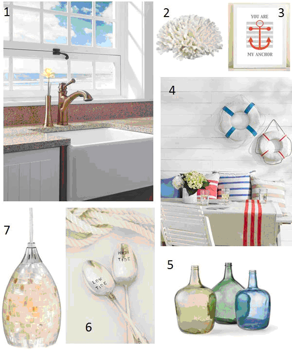 environmental designer home-furniture: Coastal, Cottage, Seaside