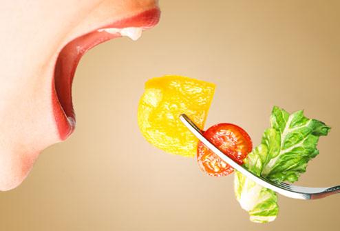 rau xanh giúp giảm cân