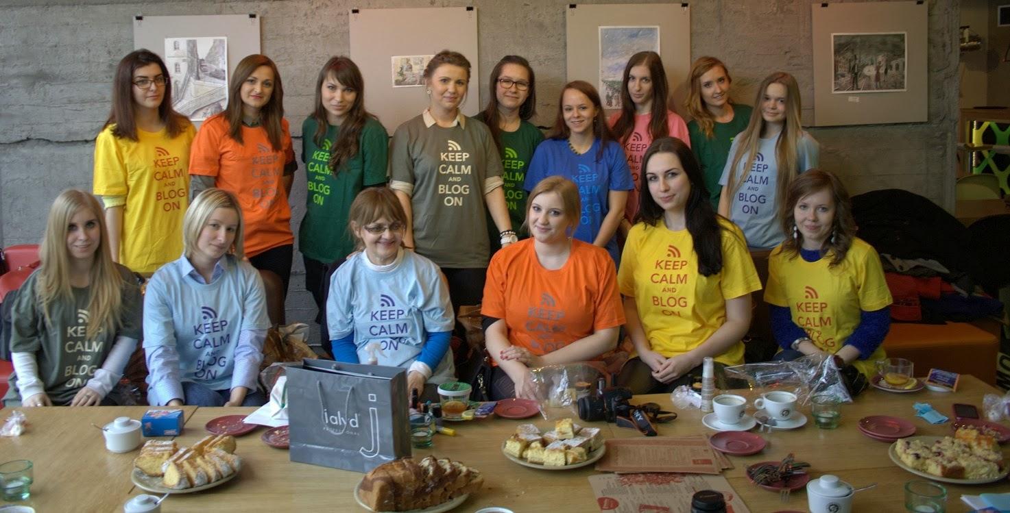 Spotkanie Bloggerek w Gorzowie Wlkp 15.02.2014