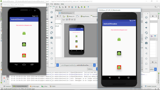 Приложение на андроид своими руками android studio 99
