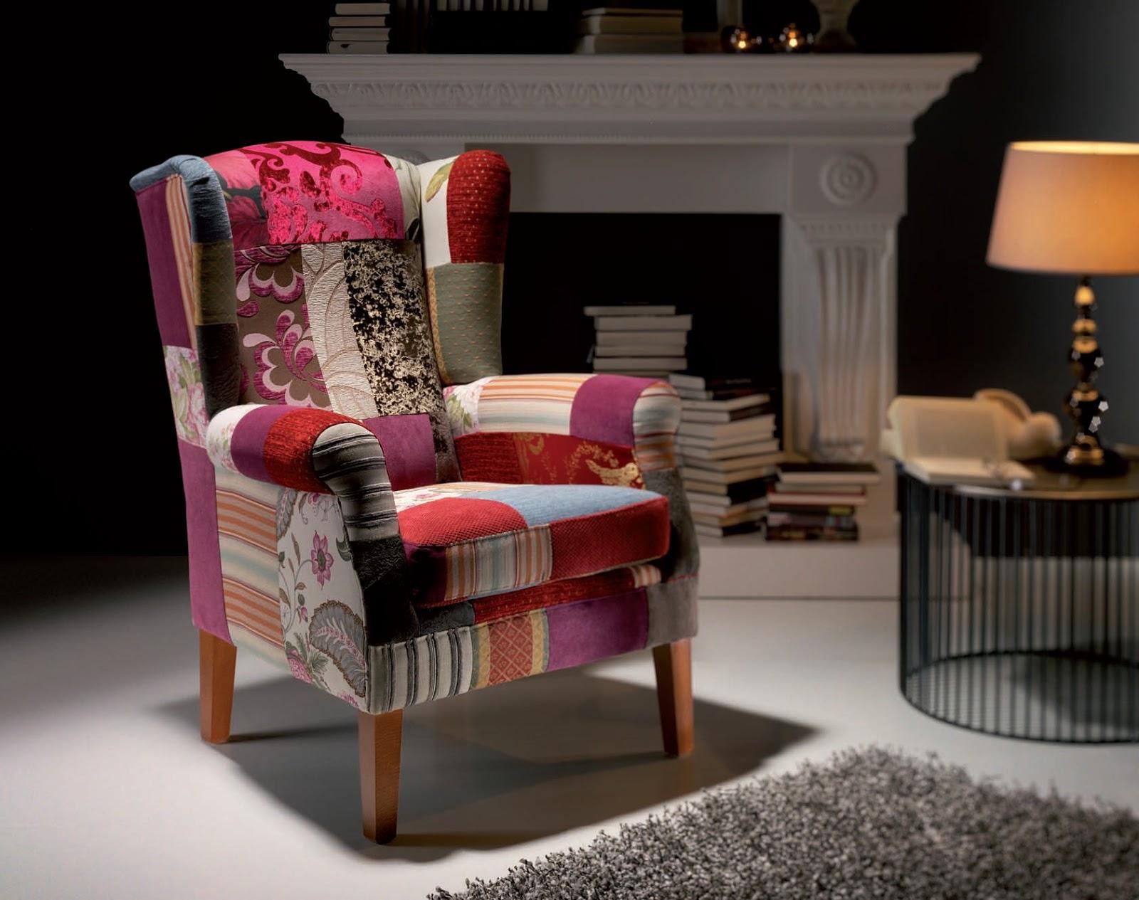Tienda muebles modernos muebles de salon modernos salones - Sillones orejeros pequenos ...