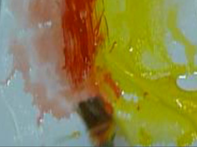 Abstract art modern painting techniques by dranitsin for Acrylic paint effects