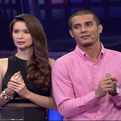Ejay Falcon and Sunshine Cruz Together First Time on Kapamilya Deal or No Deal (August 17)