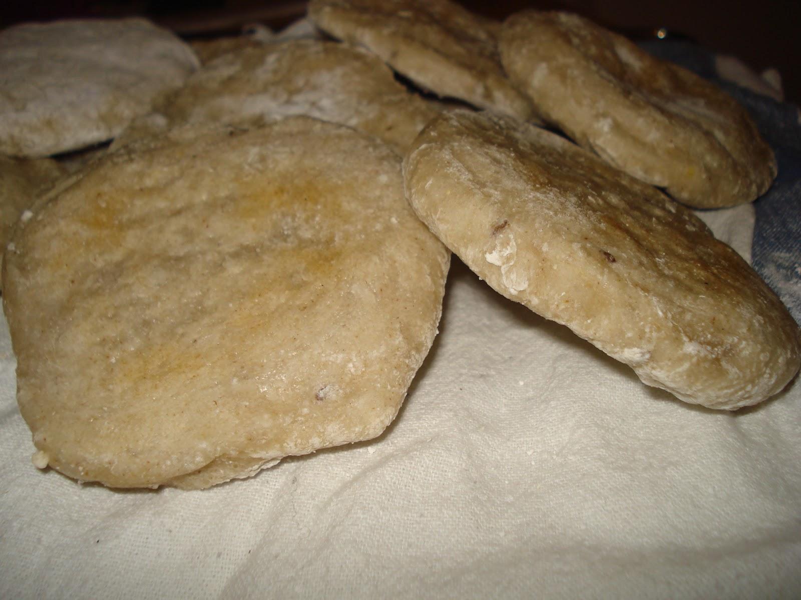 glutenfria pitabröd recept